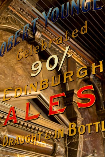 Pubs of Edinburgh and Glasgow: Old Toll Bar