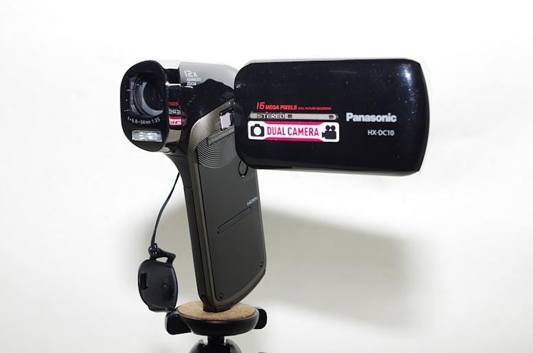 【迷你開箱】Panasonic HX-DC-10