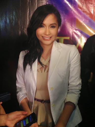 Mariel Rodriguez hosts Talentadong Pinoy 2014
