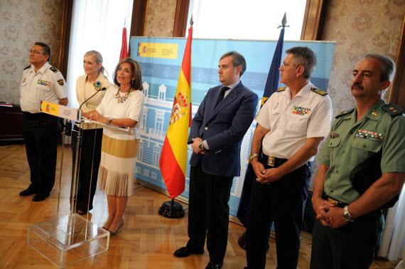 Balance 2013 de trabajo entre Policía Municipal y Policía Nacional en Madrid