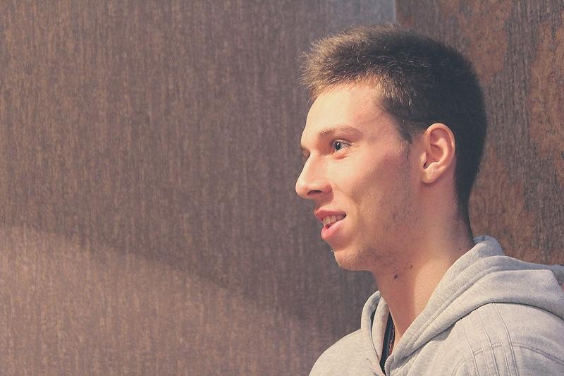 Баскетбол. Виталий Лютыч: Мой первый тренер — обычный физрук.