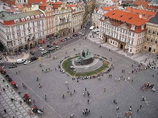 Прага. Площадь Старого города