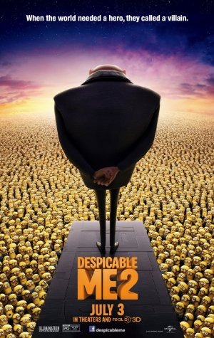 Download Picture Poster Wallpapers Streaming DESPICABLE ME 2 (2013) Full Movies