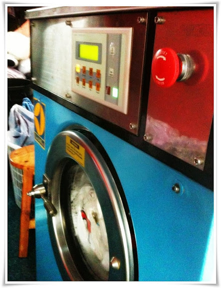 ขายเครื่องซักผ้าอุตสาหกรรมมือสองขนาดเล็ก