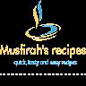 Musfirah's Recipes food blogger