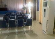 Rental AC Pada Acara Keagamaan Di Gereja Daerah Pejompongan