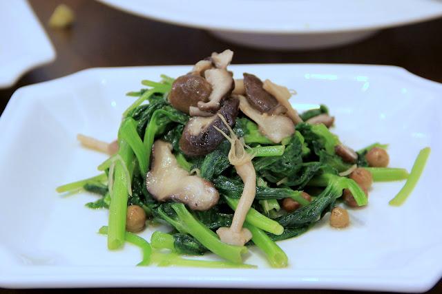 漢來蔬食健康概念館.五星級的素食料理