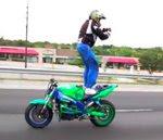 محترفي الدراجات النارية