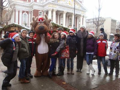 2012 - Коледен базар