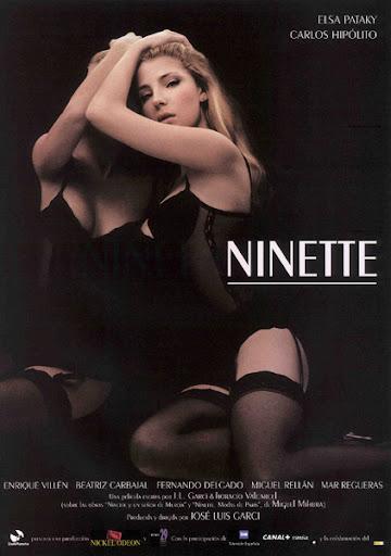 Ninette, dirigida por Garci e interpretada por Carlos Hipólito y Elsa Pataki