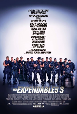 Filme Poster Os Mercenários 3 DVDSCR XviD & RMVB Legendado