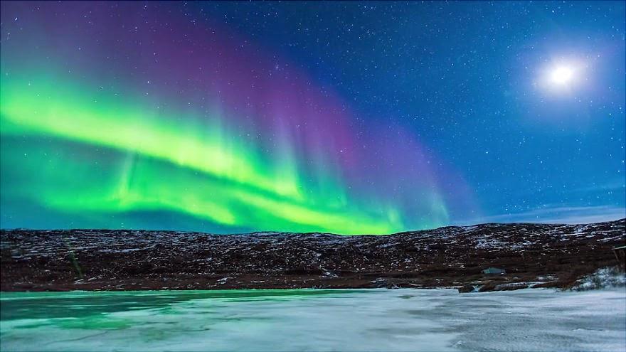 Bắc cực quang - hiện tượng thiên nhiên kì vĩ nhất thế giới - 55938