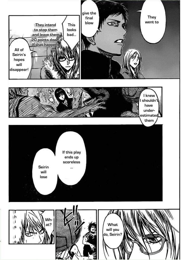 Kuroko no Basket Manga Chapter 148 - Image 08