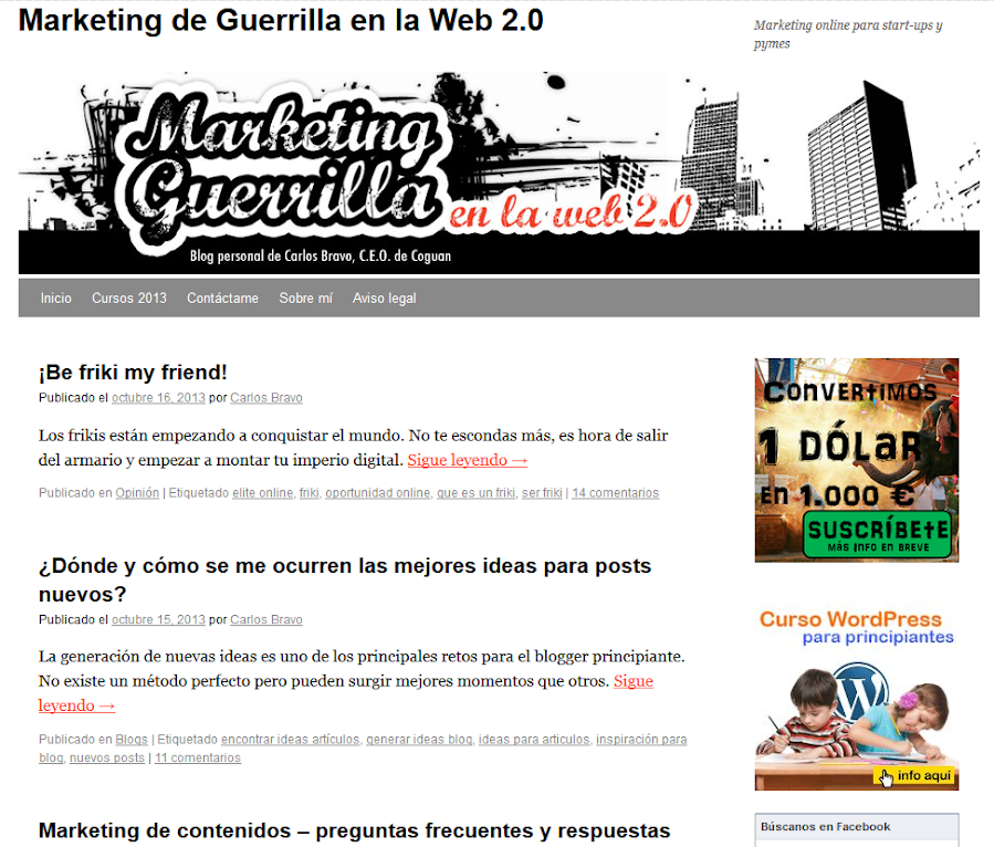 www.marketingguerrilla.es