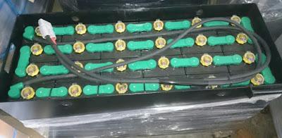 Bình acquy Hitachi 24V 280AH 390AH