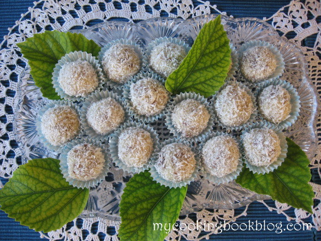 Бонбони ала Рафаело (Rafaello)