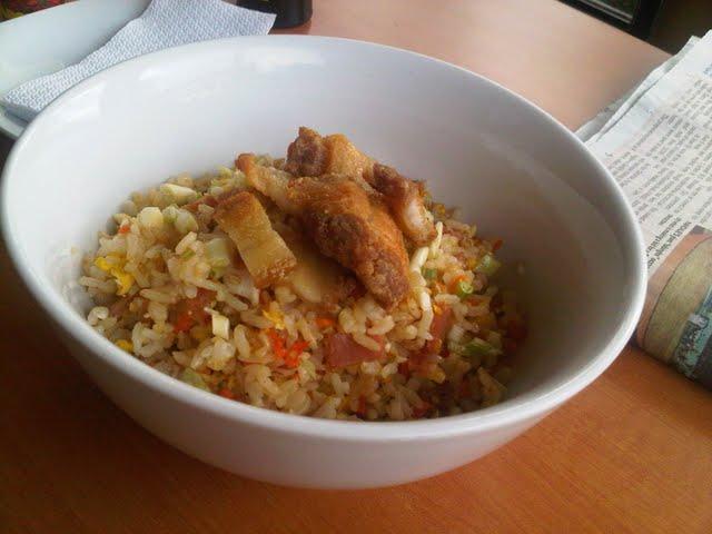 2011-06-03 Kopi Rice w/ Lecho Kawali Toppings