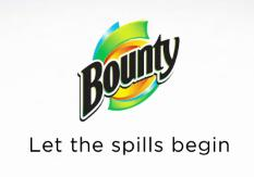 Bounty Let The Spills Begin London 2012 Olympics Commercial