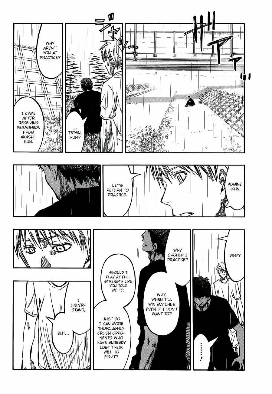 Kuroko no Basket Manga Chapter 220 - Image 14