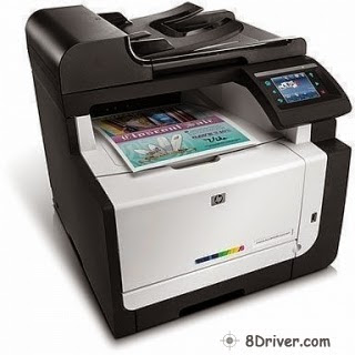 get driver HP LaserJet CM1410 Series Printer