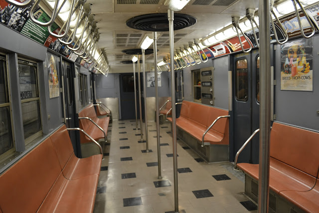 Транспортный музей Нью-Йорка (New York Transit Museum, NYC)