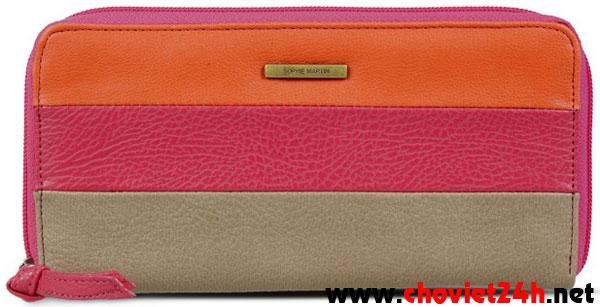 Ví thời trang Sophie Basville - DSM1355