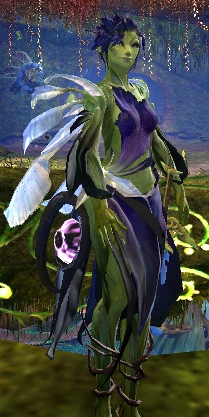 Spiral Madheart, Clan of the Lost Minds Guild Wars 2