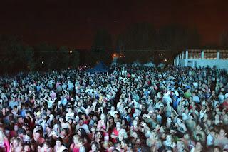 Festival PROGRESAR en Hurlingham
