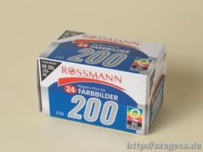 Rossmann CN 200