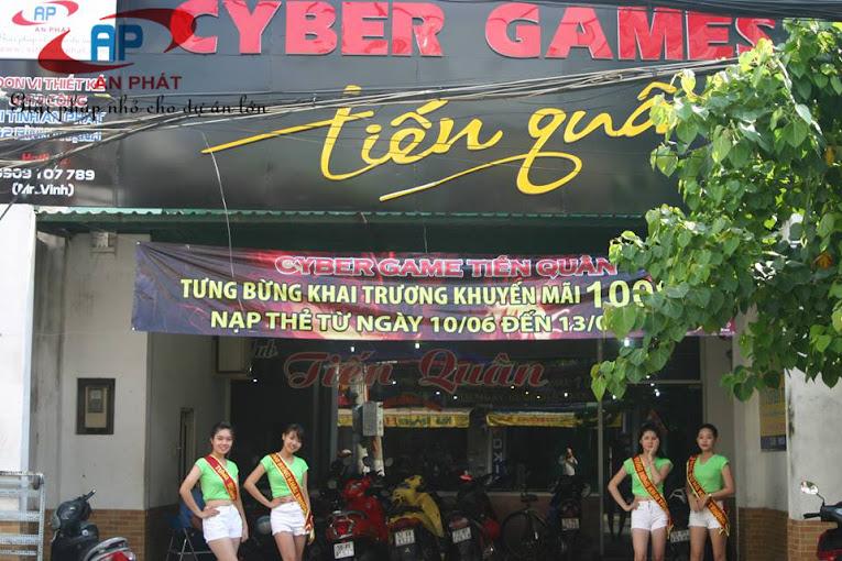 Lắp đặt thi công phòng net bootrom 61 máy VIP tại quận Tân Bình, TP Hồ Chí Minh
