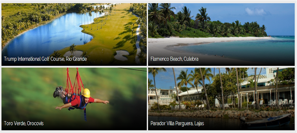 Visit Puerto Rico, the All-Star Island