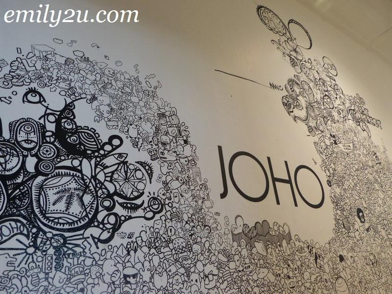 JOHO Concept Store