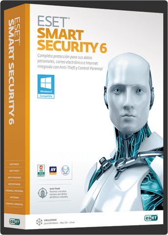 ESET Smart Security & ESET NOD32 Antivirus 6.0 [Español][X32 X64
