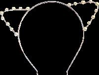 Pearl Cat Headband