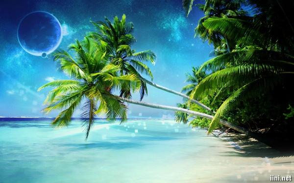 1001 hình ảnh Biển trong xanh thật đẹp (có Thơ ngắn hay)