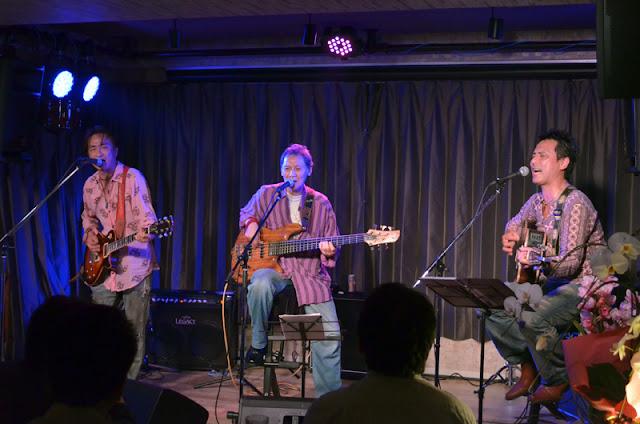 華たかだか LIVE at NEW楽楽堂 Photo 2012/5/5