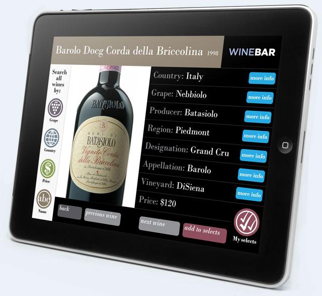 Ipad Restaurant Menus And Virtual App Menus Are Coming To