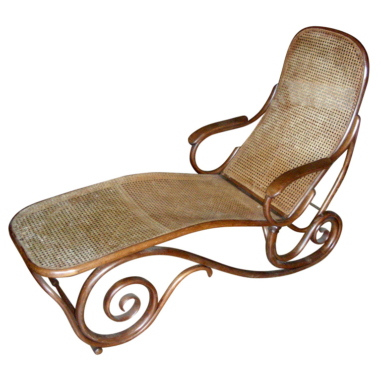 Gary c sharpe thonet bentwood furniture for Chaise bentwood