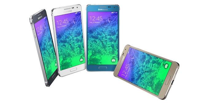 Samsung Galaxy Alpha - Promotional Video