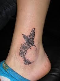 Galeria Tatuazy Tatuaze Na Stopie