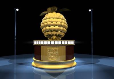 Pronto, falei! As péssimas escolhas do Framboesa de Ouro 2011