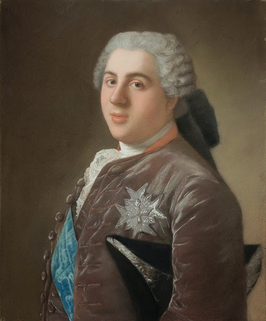Jean-Étienne Liotard - Portrait of Louis, Dauphin of France (1729–1765)