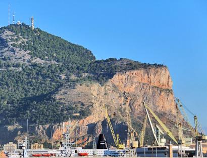 Monte Pellegrino - Der Hausberg von Palermo