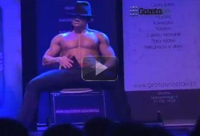 Mistrzostwa Polski Bodybuilder Male Stripper