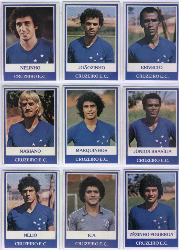 Botões para Sempre  Cruzeiro (MG) Futebol Cards - Adesivos para botão de00c8cdd0e04