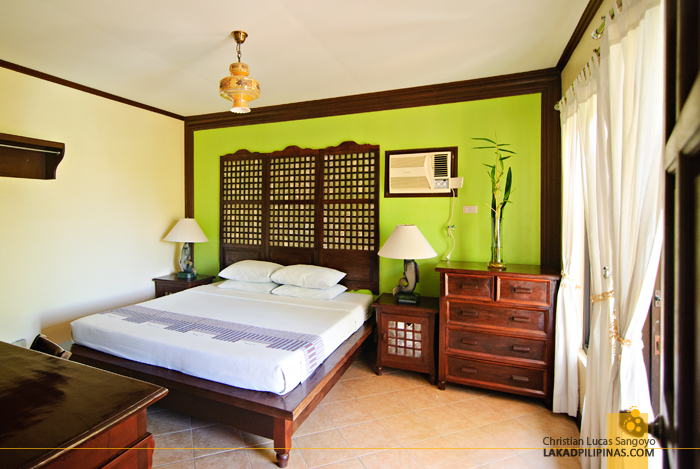 Tastefully Decorated Room at Bolinao's Puerto del Sol