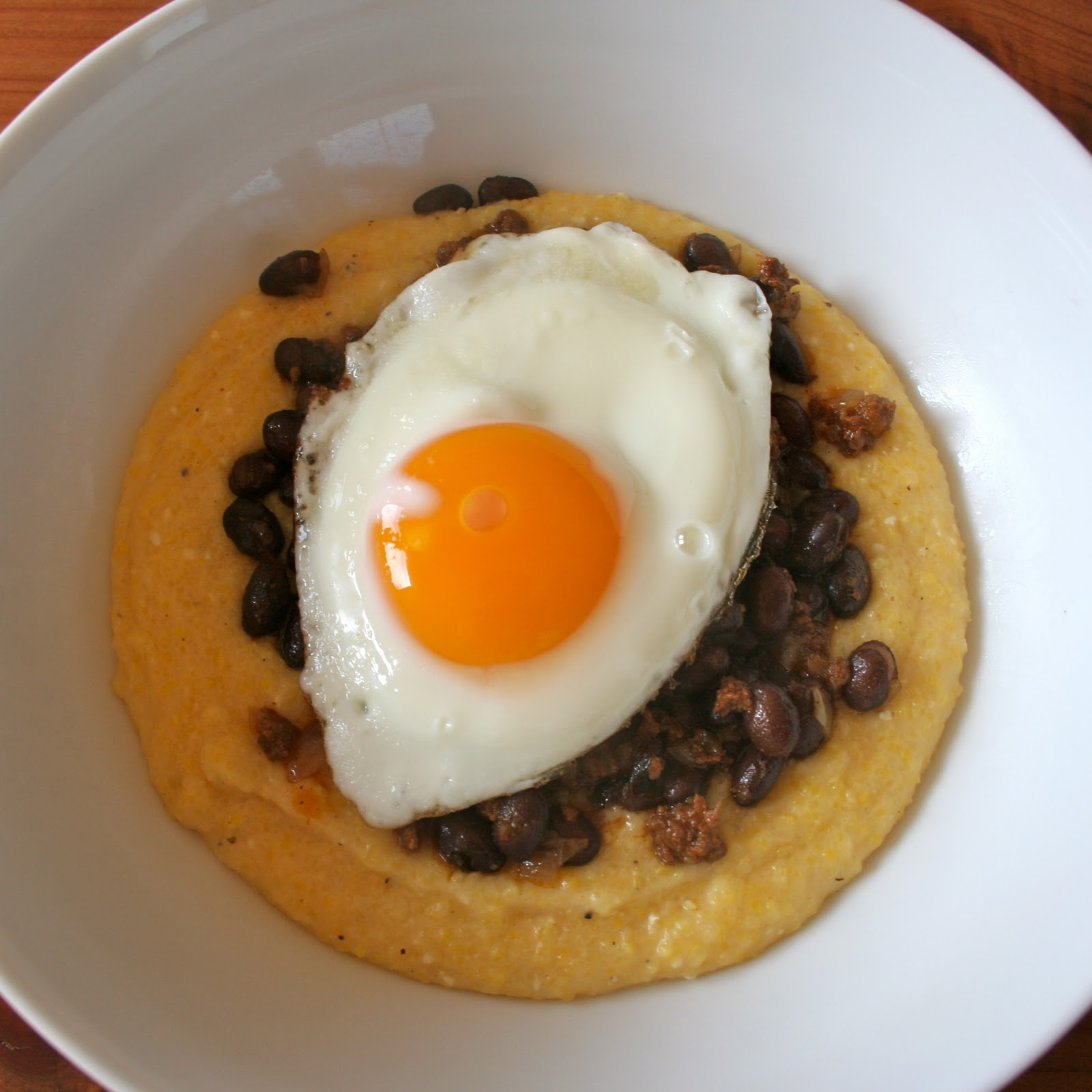Omnivorous: Huevos Not Quite Rancheros