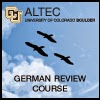 German Review Course icon