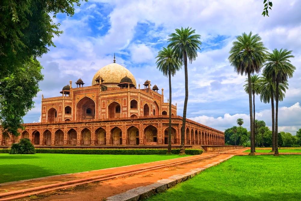 Humayun Tomb, Delhi.