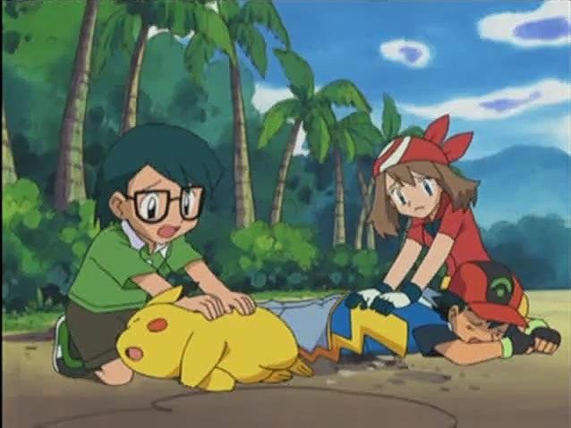 Pokemon Sick Ash – Desenhos Para Colorir